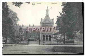 Old Postcard Mons L'Hopital