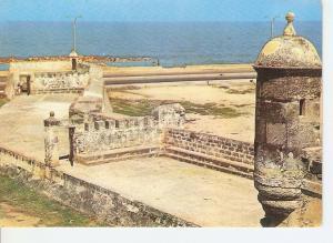 Postal 048852 : Cartagena - Colombia. Fuente de La Teneza
