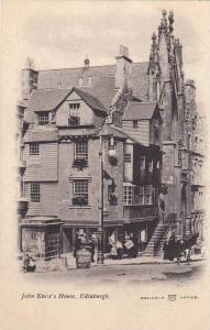 John Knox's House, Edinburgh, Scotland, UK, 1900-1910s