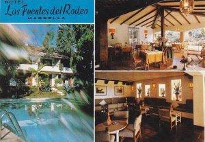 Spain Marbella Hotel Las Fuentes del Rodeo