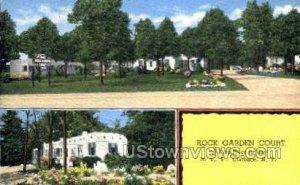 Rock Garden Court in Clarence, New York