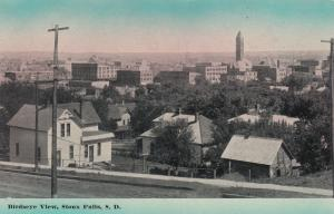 SIOUX FALLS , South Dakota , 00-10s ; Bird's Eye View