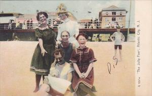 New Jersey Atlantic City The Jolly Five 1908