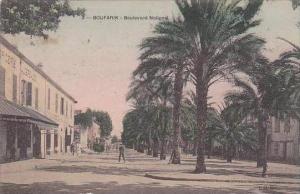 Algeria Boufarik Boulevard National
