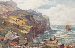LLANDUDNO, Wales, UK , 00-10s : The Great Orme's Head ; TUCK #7097 ; Version-2
