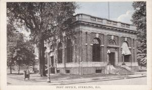 STERLING , Illinois , 00-10s ; Post Office