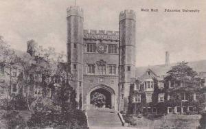 New Jersey Princeton Blair Hall Princeton University Albertype
