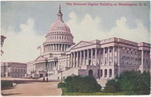 The National Capitol Building - Washington, DC - DB