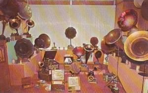 Tennessee Nashville Old Type Talking Machines From Roy Acuffs Hobby Exhibits