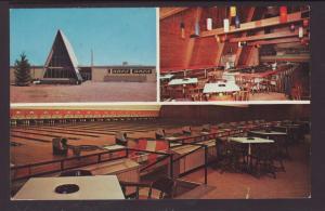 Janes Lanes,Marshfield,WI Bowling Alley