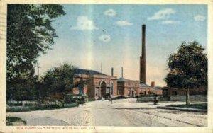 New Pumping Station - Wilmington, Delaware DE