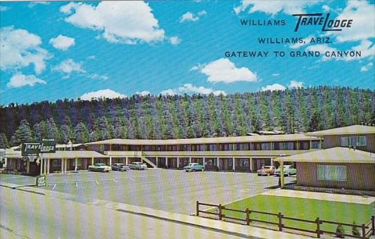 Williams Trave Lodge Gateway To Grand Canyon Williams Arizona
