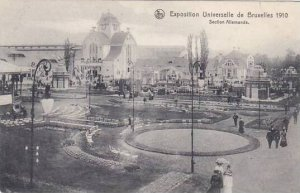 Exposition Universelle Bruxelles 1910 Section Allemande