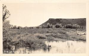 F25/ Burns Oregon RPPC Postcard c1950s Wright's Point Island Ranch