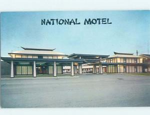 Pre-1980 MOTEL SCENE Washington - Near Bethel Park & Pittsburgh PA G7579