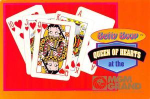 MGM Grand, Las Vegas - Betty Boop