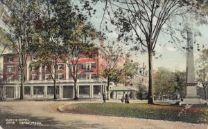 LENOX, Massachusetts; Curtis Hotel, 00-10s