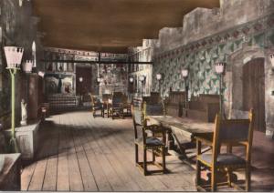 Castello di FENIS, Sala del trono, Thorne-hall, Fenis Castle, unused Postcard