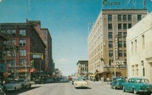 BILLINGS, Montana, 1950-60s ; 1st Avenue North