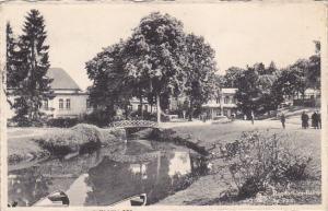 MONDORF-LES-BAINS, Au Parc, Luxembourg, PU-1946