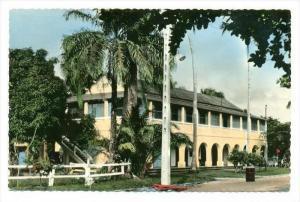 RP  GABON - Port-Gentril, Le Tribunal, 30-50s