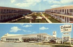 Colonial Inn Beach Resort St Petersburg Beach FL Unused