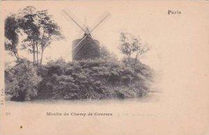 Windmill Paris Moulin du Champ de Courses
