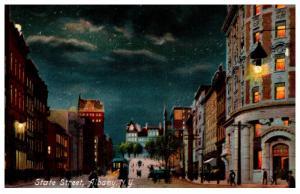New York Albany ,  , State street