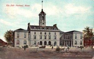 Maine Portland Williston Church Birthplace Of The Christian Endeavor 1912