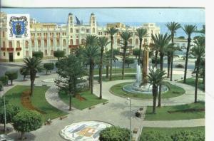 Postal 002907: Melilla: Plaza de Espa?