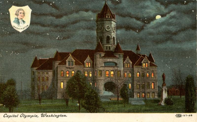 WA - Olympia. State Capitol