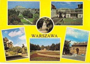 B109553 Poland Warszawa Pomnik Marii Konopnieckiej Ogrod Saski