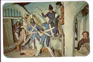 Battle of the Alamo, The Wax Museum, Denver, Colorado,
