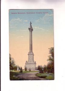 Brock's Monument, Queenston Heights, Ontario