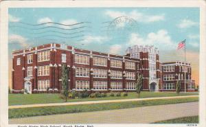 North Platte High School, NORTH PLATTE, Nebraska, PU-1952