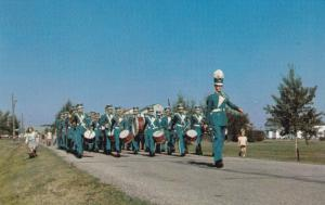 Band, The Air Cadet Band, Training at Canadian Forces Base, Penhold, Alberta,...