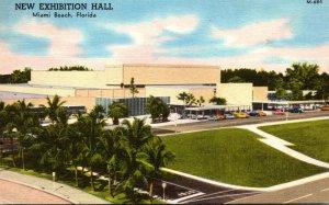 Florida Miami Beach New Exhibition Hall 1960