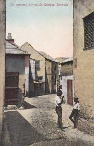 Six cornered corner , ST GEORGES , BERMUDA , 00-10s