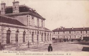 Casernes Des Douanes, La Pallice- ROCHELLE (Charente Maritime), France, 1900-...