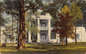 Nashville Tennessee Jackson Hermitage Home Antique Postcard K100805