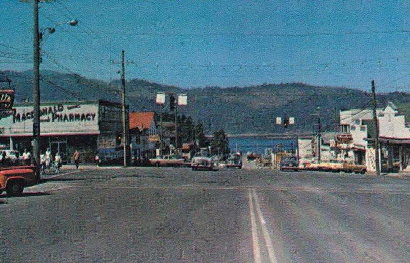 PORT ALBERNI , B.C. , Canada , 50-60s ; Argyle Street