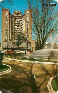 Mexico City, Hotel Plaza Vista Hermosa
