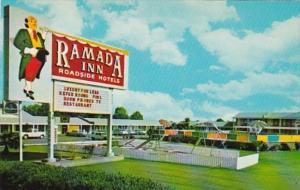 California Blythe The Ramada Inn West Hobsonway
