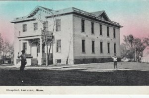 LUVERNE , Minnesota, 1900-10s , Hospital