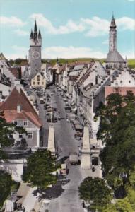 Germany Straubing Street Scene