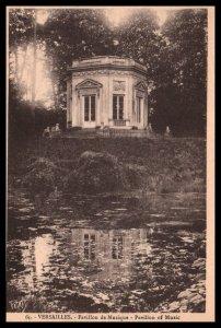 Pavillon de Musique,Versailles,France BIN