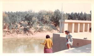 Jordan Old Vintage Antique Post Card Site of baptism Jordan River Non Postcar...