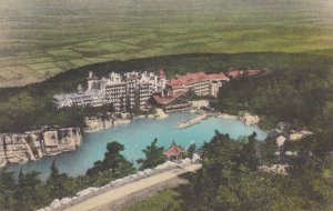 MOHAWK LAKE , New York , 1940 ; Lake House Hotel