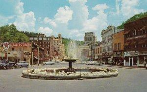 HOT SPRINGS , Arkansas , 1950-60s ; Crystal Water Fountain