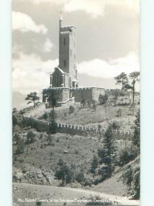 Pre-1950 rppc WILL ROGERS SHRINE Broadmoor - Colorado Springs CO W0763